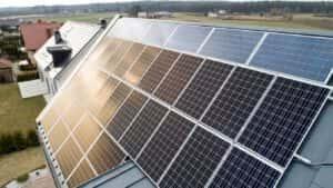 Instalacja fotowoltaiczna 15,47 kWp zblizenie