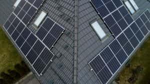 Instalacja fotowoltaiczna 9,6 kWp Gdynia-zblizenie