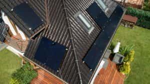 Instalacja fotowoltaiczna 4,5 kWp Wejherowo zbliżenie