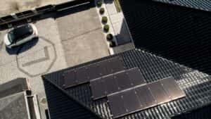 Instalacja fotowoltaiczna 10.8 kWp zbliżenie