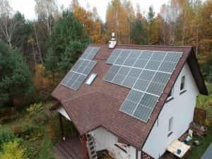 Instalacja fotowoltaiczna 7.04 kWp widok z boku-2