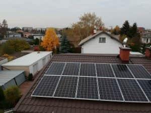 Instalacja fotowoltaiczna 3.96 kWp zbliżenie