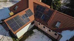 Instalacja fotowoltaiczna 5.92 kWp zbliżenie