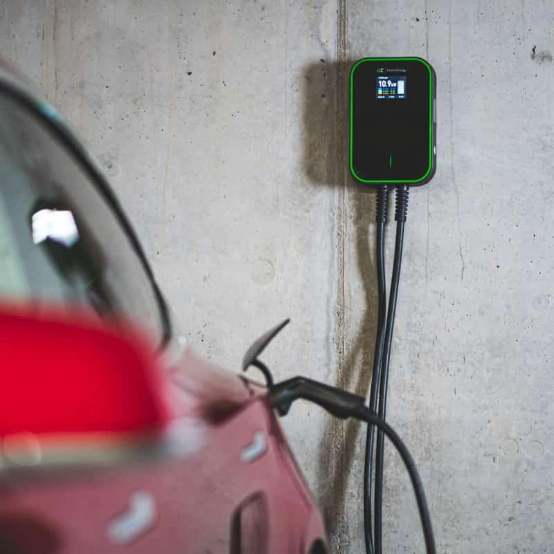 Wallbox ładowarka do samochodów elektrycznych