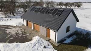 Instalacja fotowoltaiczna 3.4 kWp