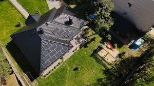 Instalacja fotowoltaiczna 4.76 kWp Urle zachód