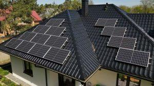 Instalacja fotowoltaiczna 4.76 kWp Urle zbliżenie