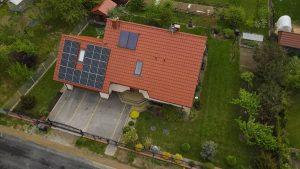 Instalacja fotowoltaiczna 6.16 kWp Świdnik góra