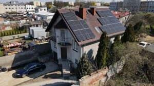 Instalacja fotowoltaiczna 8.51 kWp Skierniewice