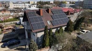 Instalacja fotowoltaiczna 8.51 kWp Skierniewice front