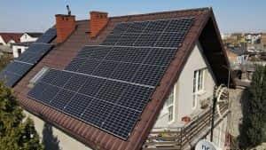 Instalacja fotowoltaiczna 8.51 kWp Skierniewice wschód