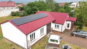 Instalacja fotowoltaiczna 4.56 kWp Witaszyce