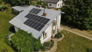 Instalacja fotowoltaiczna 5.74 kWp Choroszcz