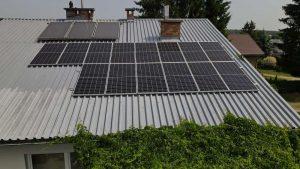 Instalacja fotowoltaiczna 5.74 kWp Choroszcz południe