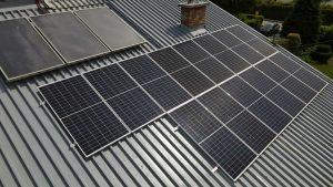 Instalacja fotowoltaiczna 5.74 kWp Choroszcz zbliżenie