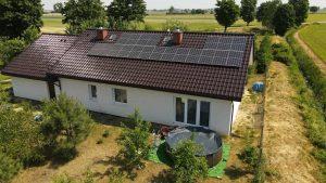 Instalacja fotowoltaiczna 7.4 kWp Mętlew