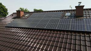 Instalacja fotowoltaiczna 7.4 kWp Mętlew wschód