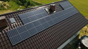 Instalacja fotowoltaiczna 7.4 kWp Mętlew zachód