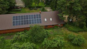 Instalacja fotowoltaiczna 9.02 kWp Kuryły południe