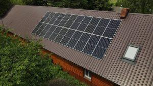 Instalacja fotowoltaiczna 9.02 kWp Kuryły wschód